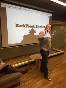 CTO Matt Woodward explains the ground rules for Hack Week 2015.